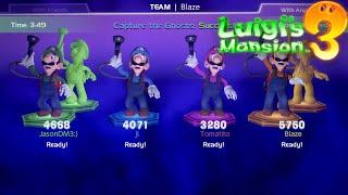Luigis Mansion 3 Co-op ScareScraper Online!