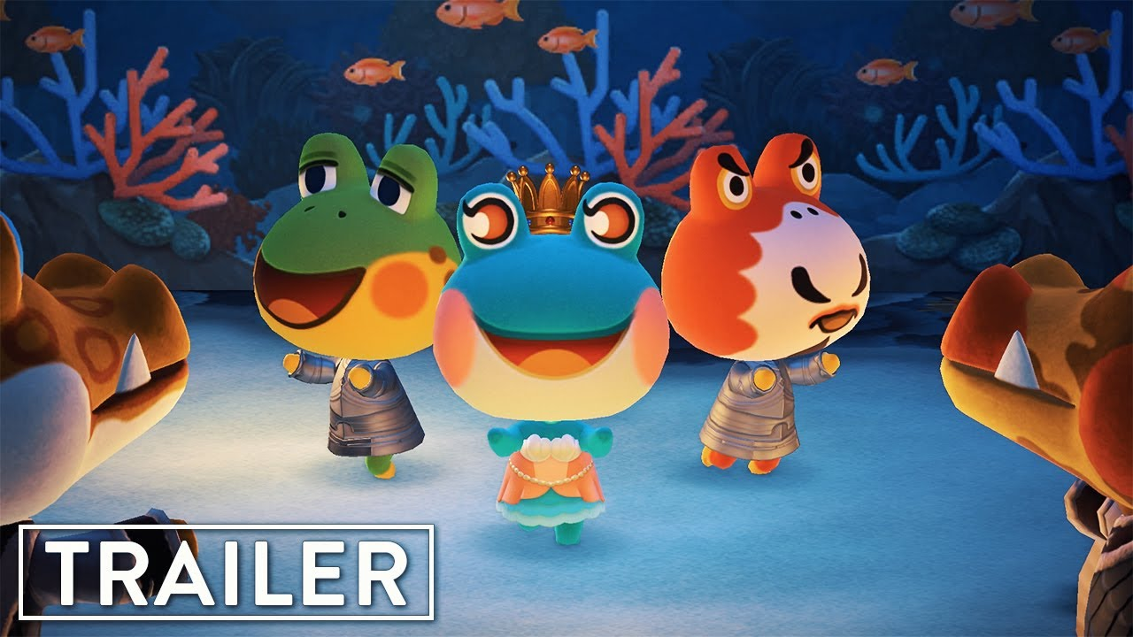 Frog Crossing | Movie Trailer