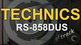 Technics RS-858DUS [Reduktor Szumu]#146