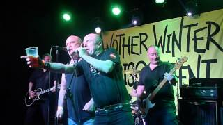 Angelic Upstarts + Attila The Stockbroker - Woman In Disguise - AWOD - Boston Arms - 1/3/15