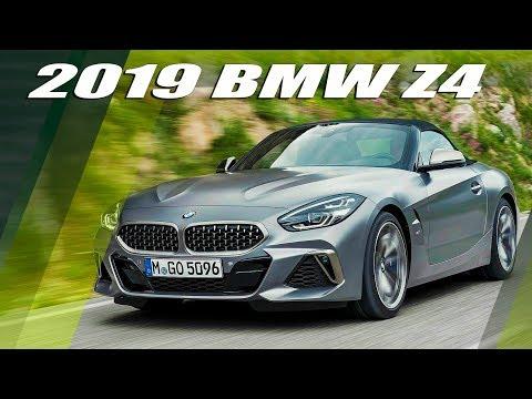 New BMW Z4 2019 - Exterior, Interior & Drive