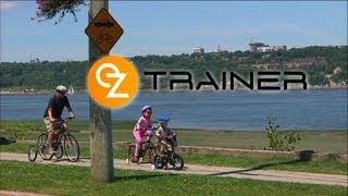 EZ Trainer - The Ultimate Training Wheels