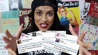 Superwoman Twitter Q&A + Big Makeup Giveaway! / Tube's Hautest // I love makeup.