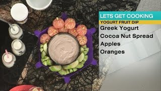 In The Kitchen: Healthy Halloween with Dairy Max