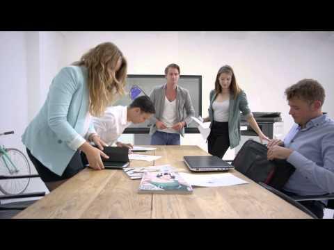 Introducing Sharp's Next Generation BIG PAD (Sverige)