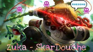Zuka - skadouche - Arena of Valor