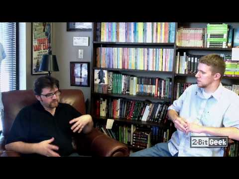 An Interview with Ernest Cline - Ready Player One