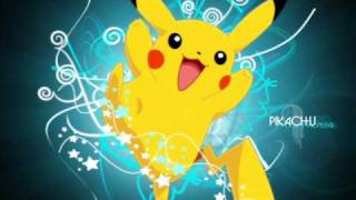 Pikachu-Pika Song (Techno Remix)
