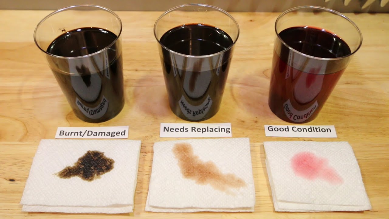 Can Changing your Transmission Fluid Cause Damage?  YouTube