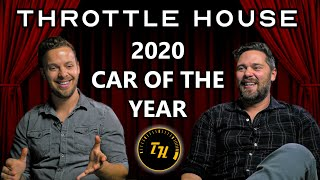 Throttle House 2020 Car Of The Year