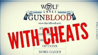 Gunblood Gameplay (With Cheats) Flash Game at Y8.com