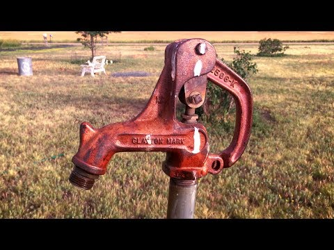 The Easy Way To Replace A Frost Free Hydrant – Outdoors With Trav