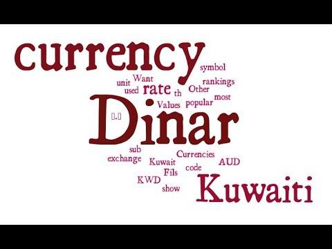 Kuwaiti Currency Dinar Youtube