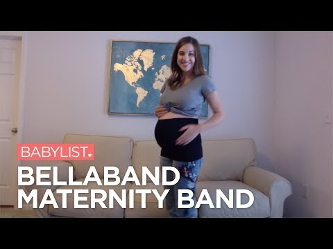 Bellaband Maternity Band
