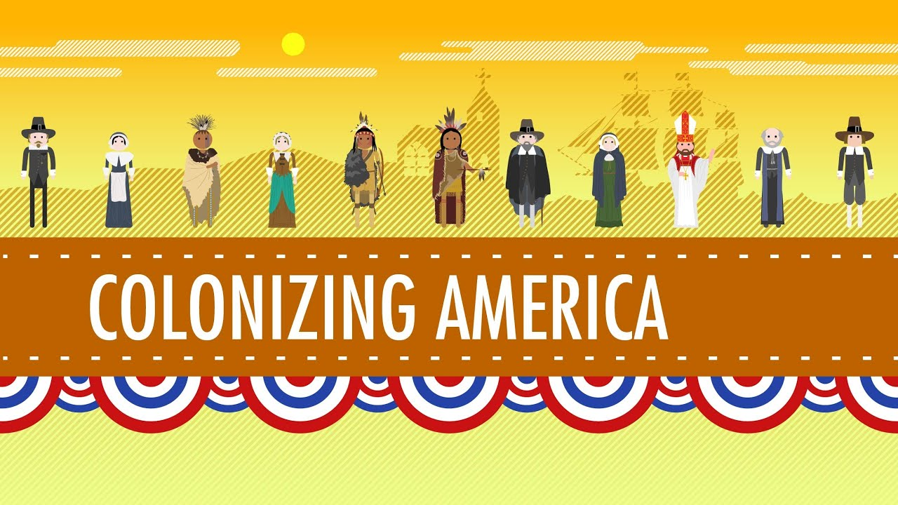When Is Thanksgiving Colonizing America Crash Course Us