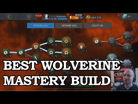 Sustainability + Bleed Damage! - Best Resonate Mastery Build | MCOC