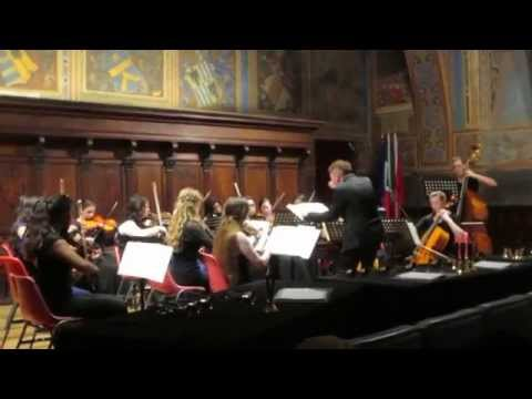 Holton Arms School Upper School Chorus, Handbells, Orchestra & Wind Ensemble