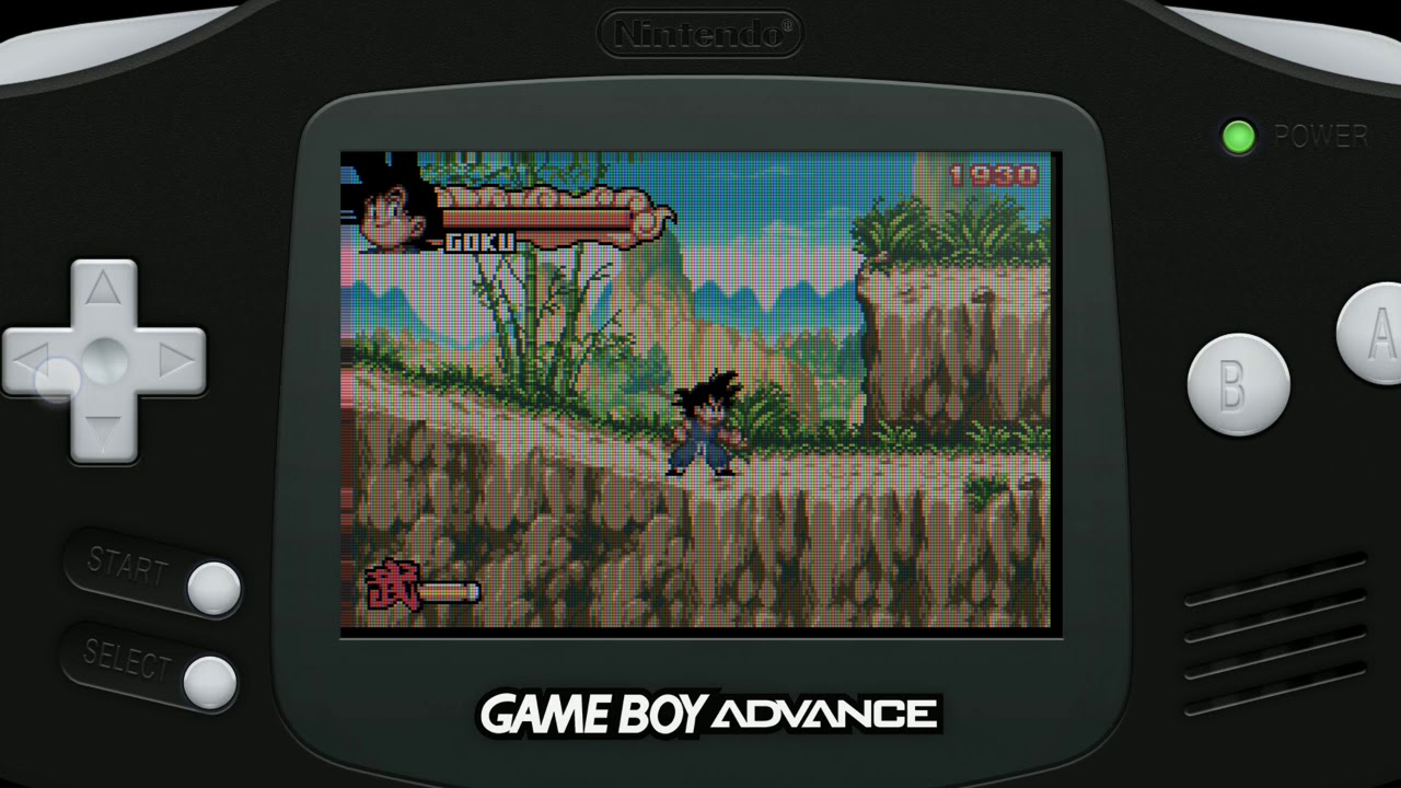 GBA Touch Overlay in RetroArch!