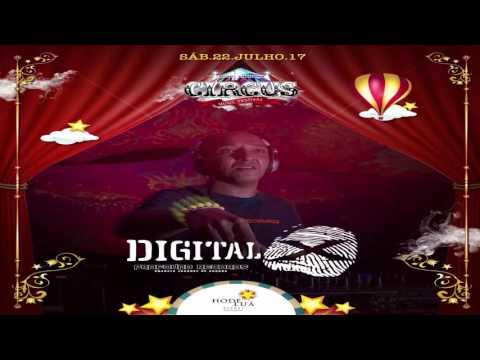 DIGITAL X [Profound Rec] - Dj Set@Circus Music Festival 2017 [Psychedelic Trance]