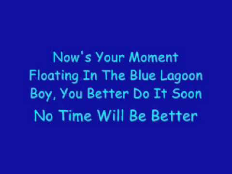 Kiss The Girl - The Little Mermaid With Lyrics