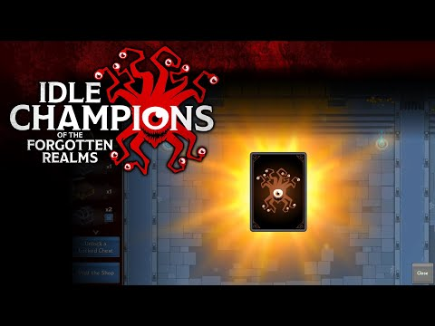 So. Viele. Kisten. - #02 IDLE CHAMPIONS OF THE FORGOTTEN REALMS
