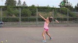 Wakacyjna Szkoła Tenisa dla dorosłych
