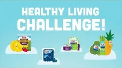 Take the DOLE Healthy Living Challenge!
