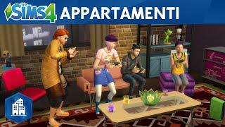 The Sims 4 Vita in Città: trailer ufficiale degli appartamenti