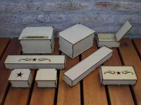 Artesanias en fibrofacil youtube for Modelos de barcitos hecho en madera