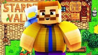Stardew Valley - STARDROP SALOON! (Minecraft Roleplay) #2