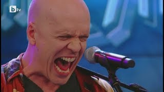 Devin Townsend - Let it Roll (Slavi's Show, Bulgaria, Sep 19, 2017)