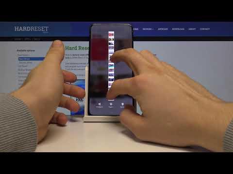 Скрншот OPPO Reno 2 — Как сделать снимок с экрана