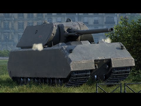 World of Tanks Maus - 12 Kills 9,8K Damage (1 VS 8) thumbnail