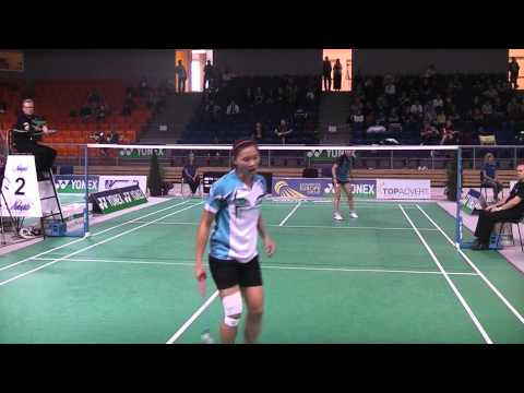 MMČR WS   Beatriz Corrales vs Chi Ya Cheng   2013 Yonex Czech International