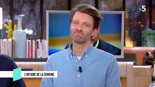 Le Palmarès d'Antoine Genton - C l'hebdo - 23/02/2019