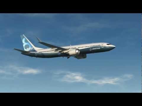 Boeing 737 MAX Advanced Technology winglet design unveiled