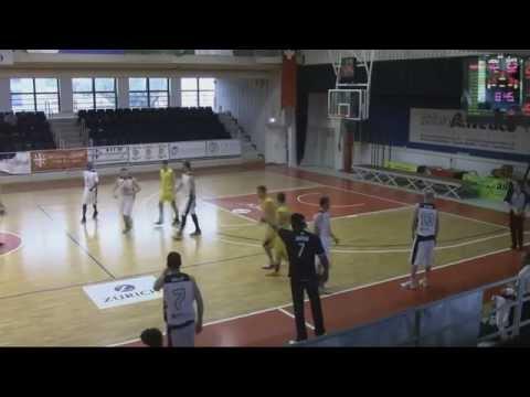 26/4 12:30: 1LNM Final Four/3rd rank: Grasshopper Club Zürich vs La Chaux de Fonds Basket