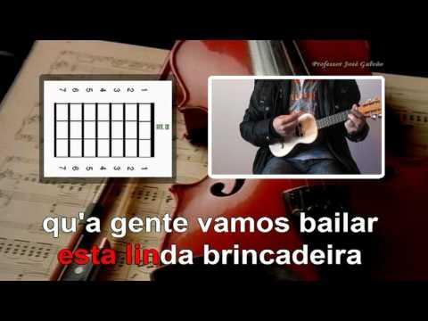 Bailinho Madeira Cavaquinho Educação Musical José Galvão