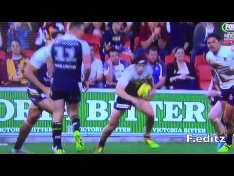 NYC Kalyn Ponga Highlights
