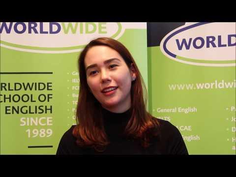 Brazilian Testimonial (English)   Worldwide School Of English