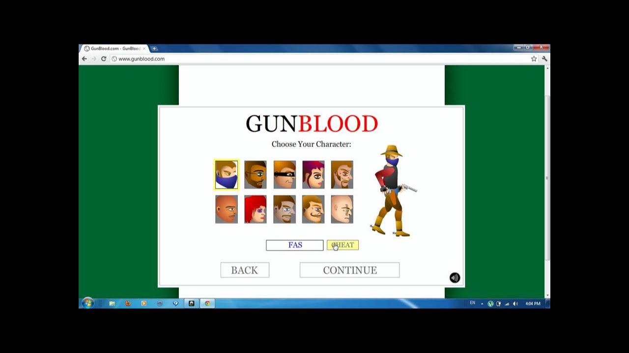 Скачать игру gunblood на компьютер