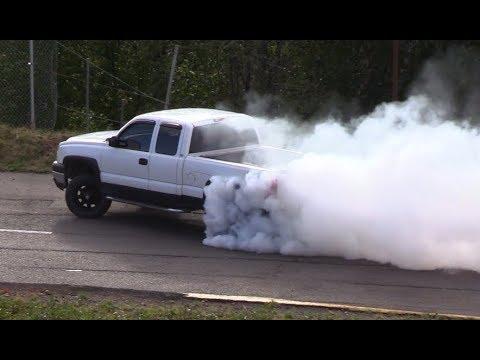 Thunder Valley Speedway - Burnout Challenge?