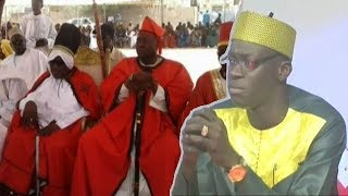 Petit Dej (16 mai 2018) - Thiossane : Gamou traditionnel de Kahone