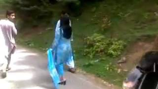 Repeat youtube video Angry Salma Shah in Murree Video by Salma Shah