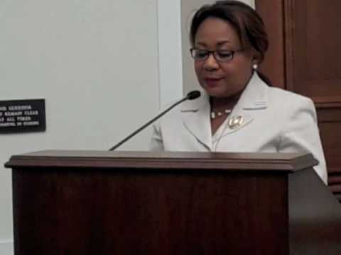 "Haiti: ""Health of Haiti""—Dr. Florence Guillaume's remarks"