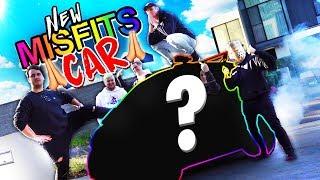MISFITS CAR REVEAL