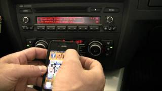Sync your BMW with your Smartphone via Bluetooth
