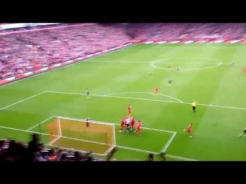 S.Mignolet penalty save on his L'vpool debut - LFC