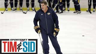 Peter Laviolette Out As Head Coach Of The Nashville Predators   Tim and Sid