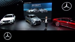 Sporty SUVs Debut at the New York Auto Show – Mercedes Benz original
